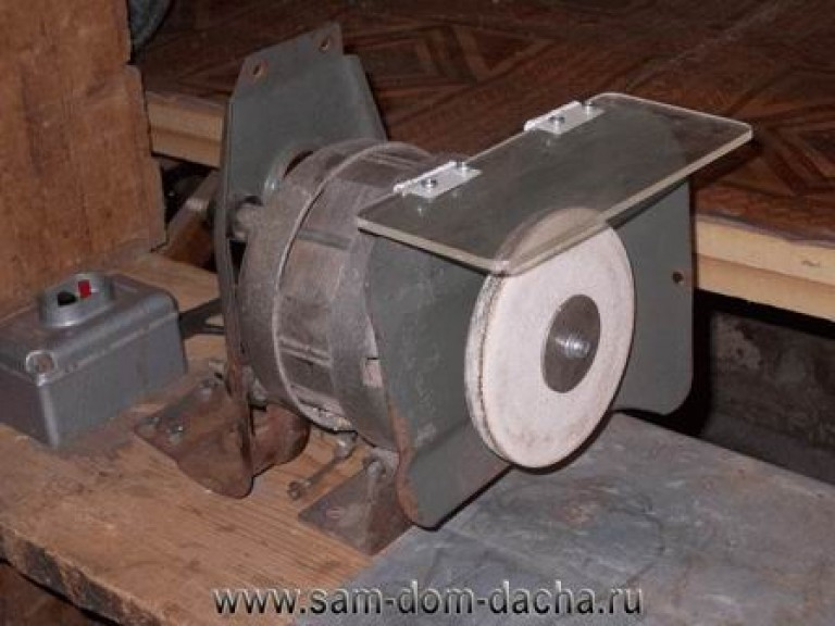 Станок с двигателем от стиральной машины своими руками