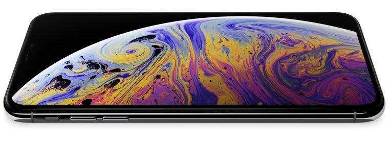 iPhone Xs Max оснащен дисплеем Super Retina