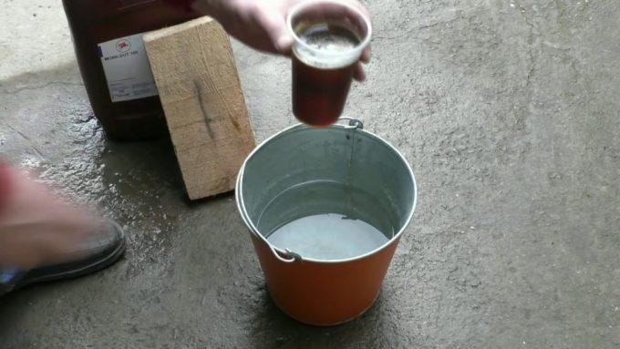 Приготовление китайского молока
