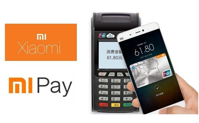 Бесконтактные платежи от Xiaomi