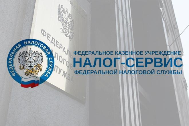 """Рассылка писем через ФКУ """"Налог-Сервис"""""""