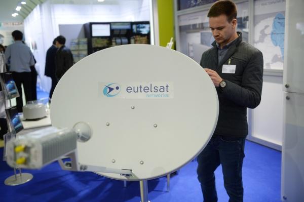 Для использования Eutelsat Networks требуется специальная антенна