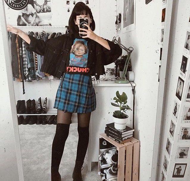 Е герл стиль в одежде