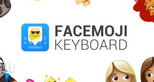 Приложение Facemoji keyboard для Xiaomi