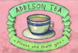 Чай Addison Салли фэйс
