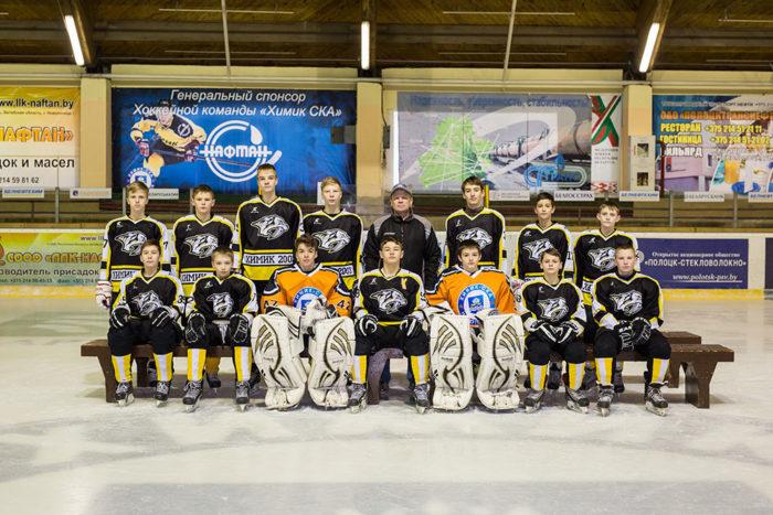 Спонсоры хоккейных команд