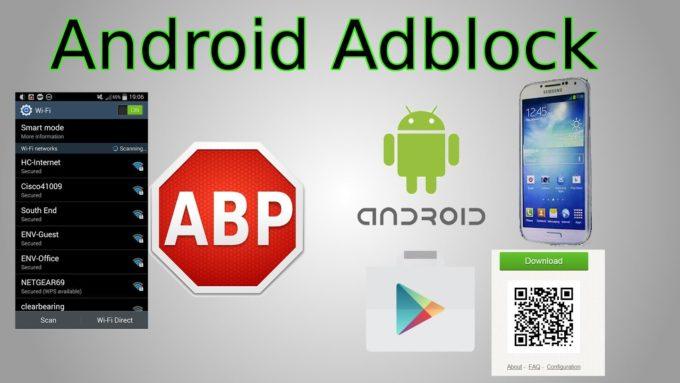 Adblock для Android