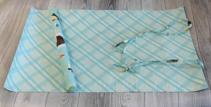 Изготовление ролла для вышивки