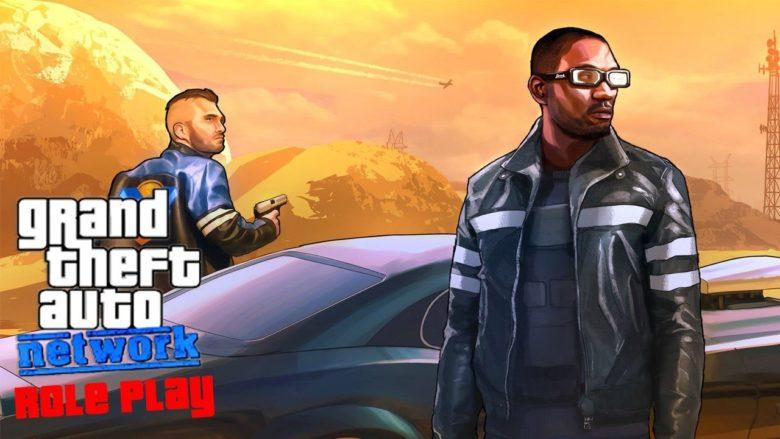 Серия игр GTA Roleplay