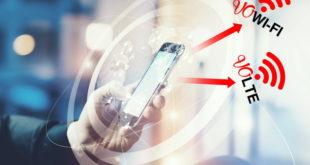 Звонки по технологии Volte
