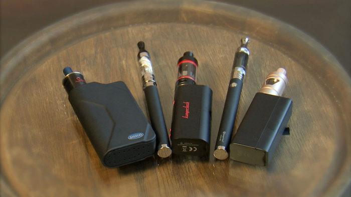 Электронные устройства для курения