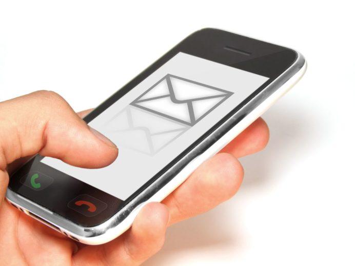 Не доходят СМС на смартфон