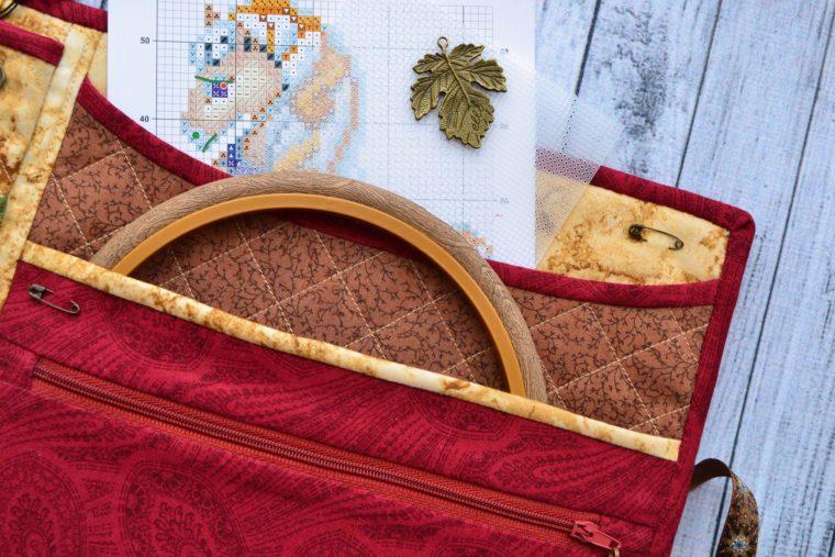 Органайзер для хранения вышивки