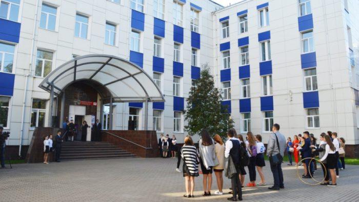 Опорная школа в Обнинске