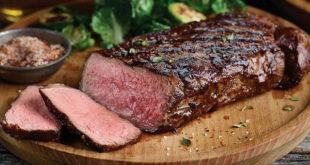 Стейк из говяжего мяса