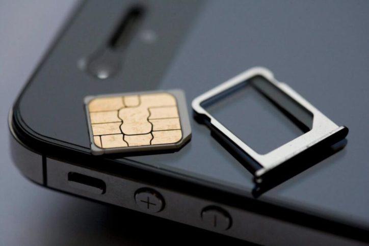 Повреждение СИМ-карты Айфона