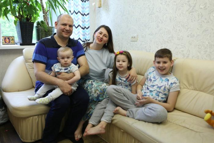 Отцовский капитал планируется выплачивать пр рождении третьего ребенка