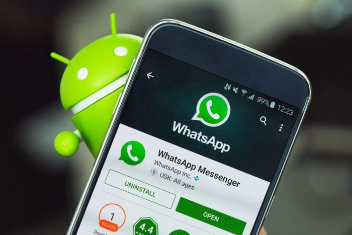 Приложение Whatsapp для андроид