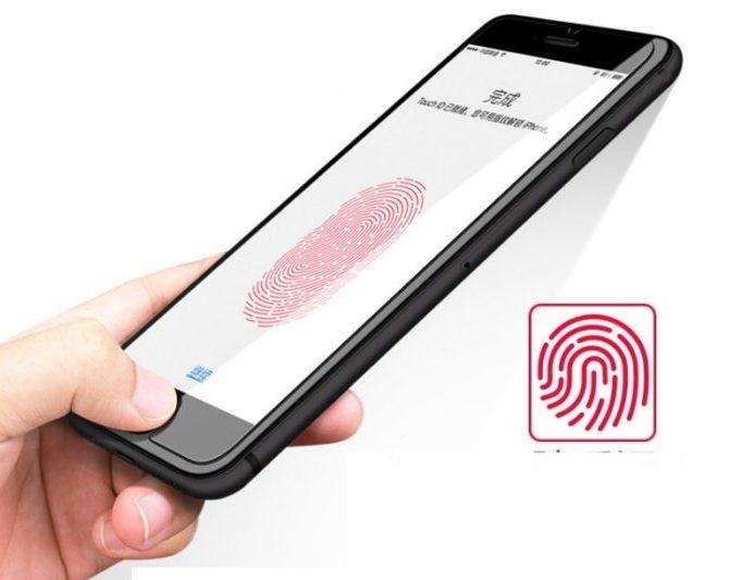 Идентификация с помощью отпечатка пальца быстрая и безопасная