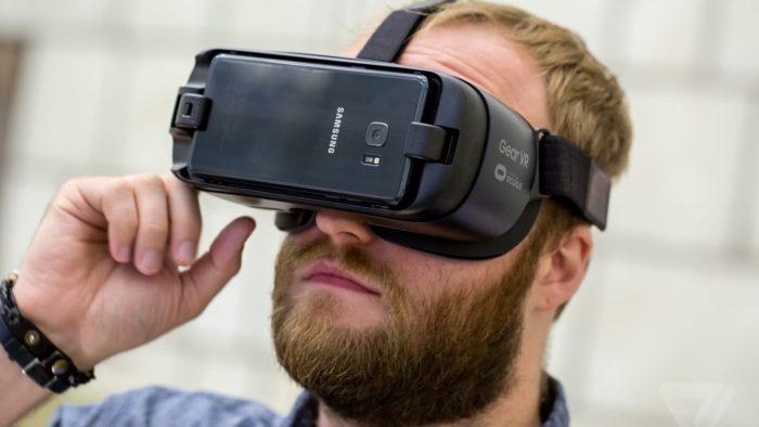 Приложение не поддерживает подключение очков виртуальной реальности