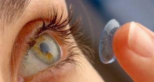 Линзы для глаз Антистресс