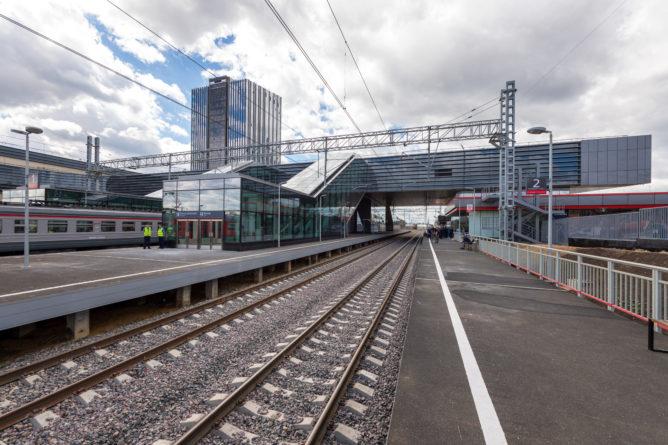 Станция Инновационный центр