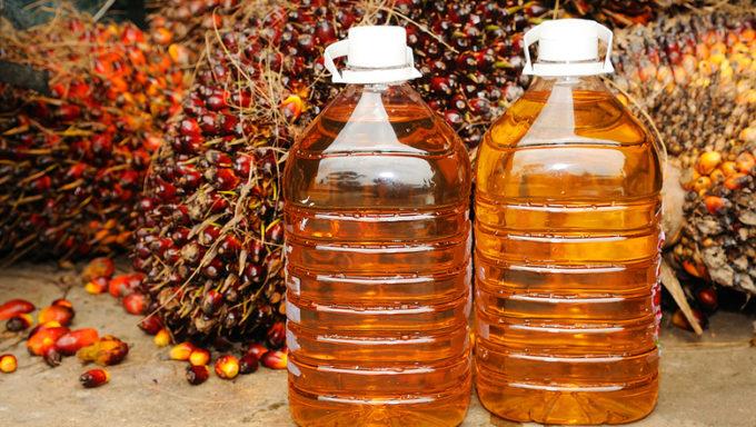 Пальмоядровое масло