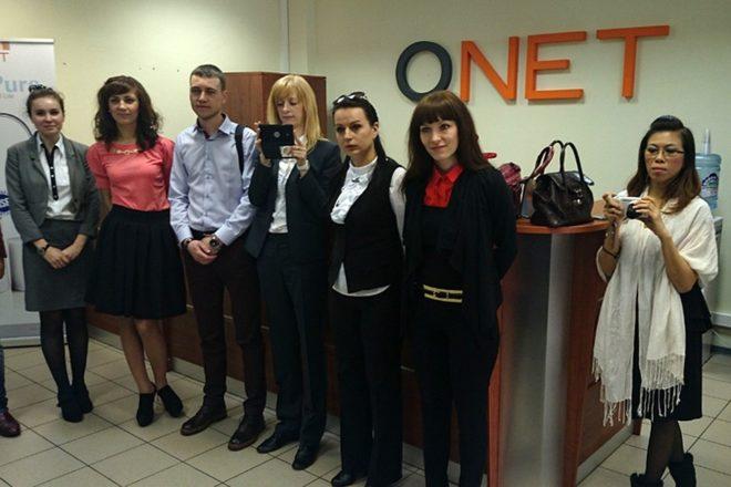 Открытие офиса компании Qnet в России