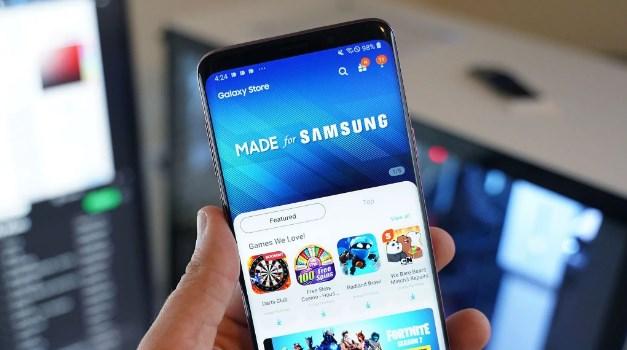 Магазин приложений Samsung