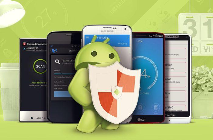 Антивирусные программы для Андроид