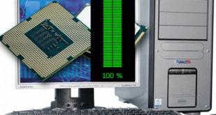 100 процентная загрузка процессора при работе браузера