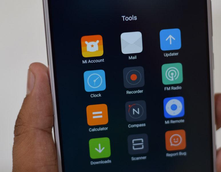Создание приложений в Xiaomi