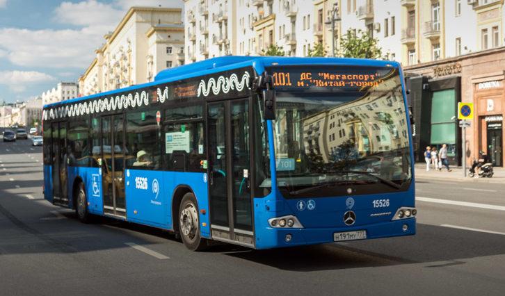 Пассажирский автобус категории Автобус категории М3