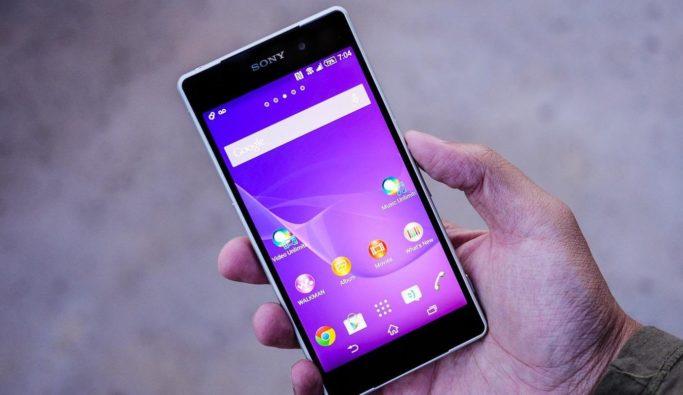 Смартфон Sony Xperia Z2 с поддержкой VoLTE