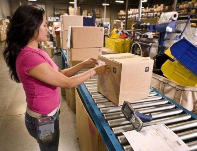 Доставка товара со склада до конечного адреса