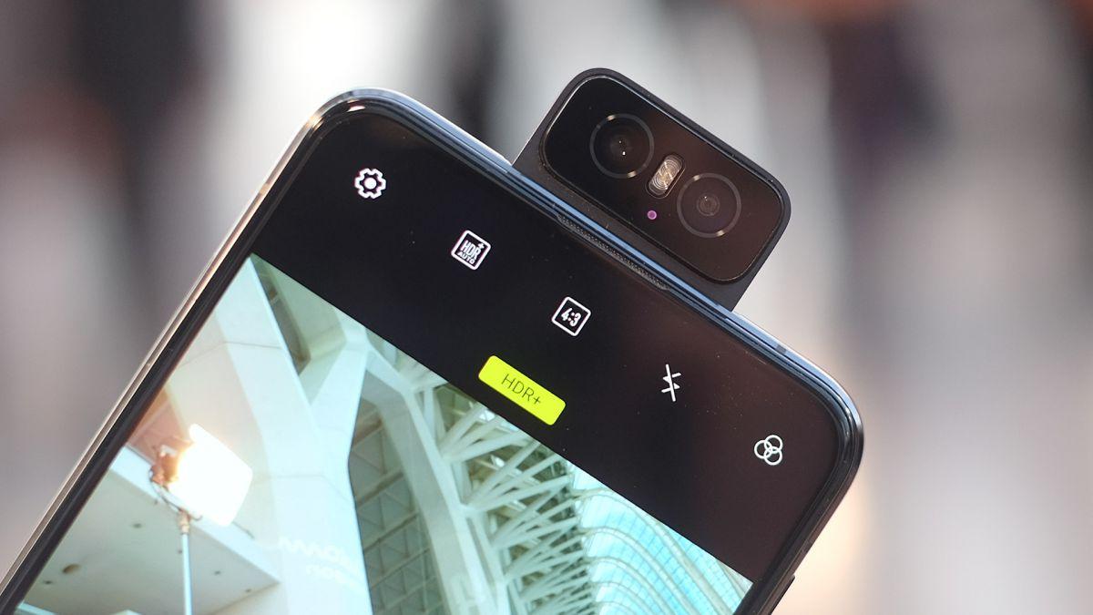 Фронтальная камера в смартфоне
