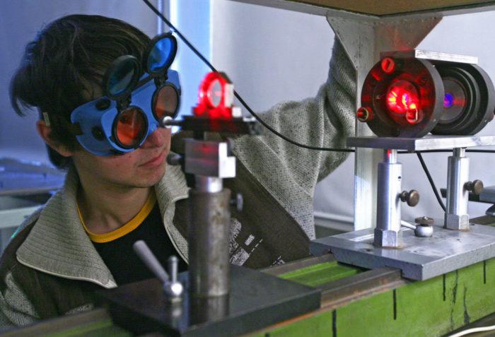 Программа Юный физик в Подмосковье